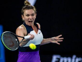 """VIDEO: Simona Halep A LOVIT un copil de mingi la Australian Open   """"Si-a cerut macar scuze sau a zis ceva?"""""""