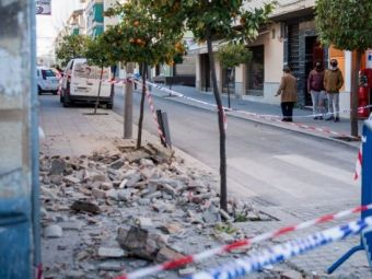 """""""Masacru"""" dupa cutremur! Poza care face inconjurul lumii. E uluitor ce s-a intamplat dupa ce s-a zguduit pamantul"""