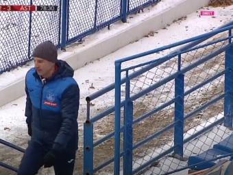 Prima reactie a lui Andrei Cristea dupa eliminarea la debutul in Liga 1 pe banca celor de la Poli Iasi! Ce l-a nemultumit