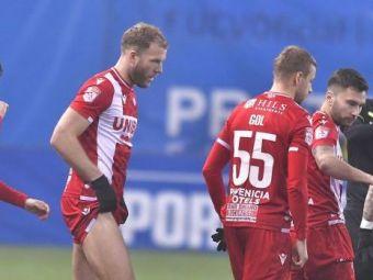 """Dinamo este in continuare apasata de probleme! """"Vor sa isi depuna memorii ca sa devina liberi de contract!"""" Cine sunt ultimii jucatori care au depus notificari din cauza banilor"""