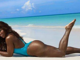 Serena Williams, jucatoare de top(less)   Cele mai sexy fotografii aparute pe internet cu sora mai mica a familiei Williams