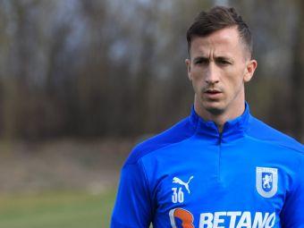Primele imagini cu Juan Camara la Craiova! Reactia fanilor dupa anuntul transferului fostului jucator de la Dinamo