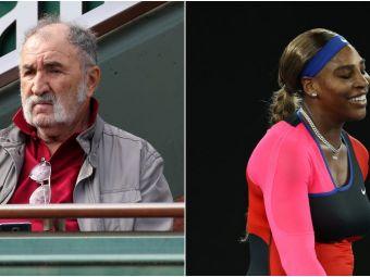 """""""Nu il asculta nimeni pe rasistul ala sexist!"""" Atac DUR la adresa lui Tiriac dupa ce Serena a INVINS-O pe Simona"""