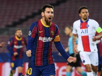 Messi doboara record dupa record! Ce borne importante a bifat argentinianul in CATASTROFA cu PSG