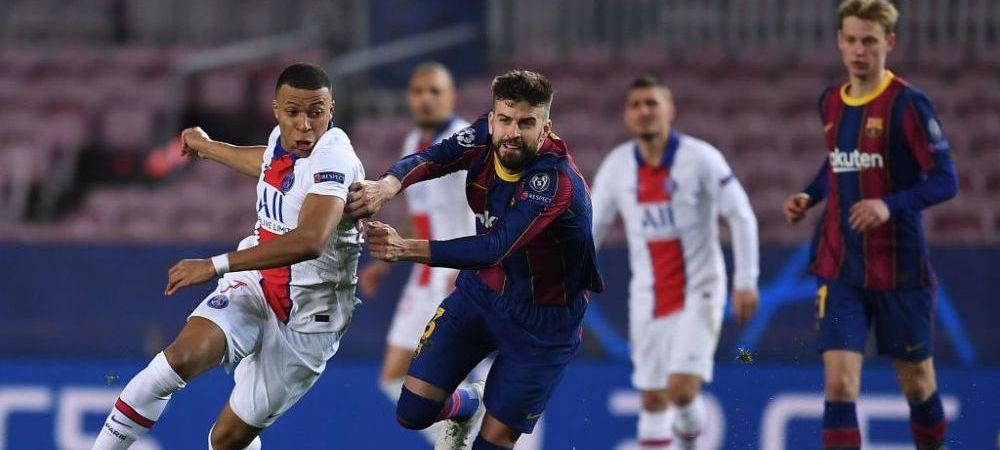 """""""Ma *** in ea!"""" """"Da-o-n p**** ma-sii!"""" Clipul care face inconjurul lumii dupa Barca 1-4 PSG! Scenele incredibile care arata suferinta teribila a Barcelonei lui Messi"""
