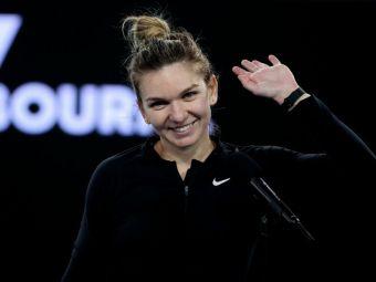 """Castigi sau pierzi, intotdeauna e o experienta grozava sa imparti terenul cu Serena Williams!""   Mesajul emotionant transmis de Simona Halep la plecarea din Australia"