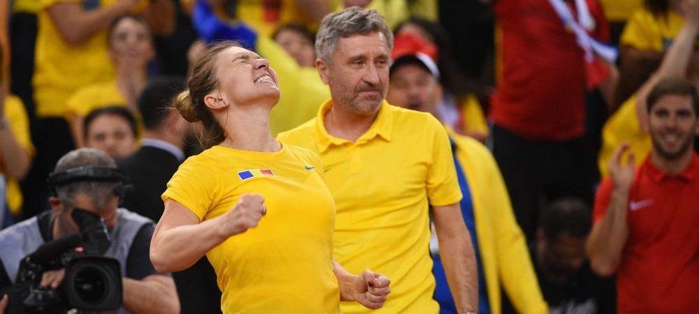 """Monica Niculescu va antrena echipa de Fed Cup a Romaniei in barajul cu Italia, iar Simona Halep ar urma sa joace rolul de secund   Segarceanu: """"Vine o noua generatie!"""""""