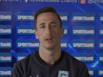 Prima reactie a lui Juan Camara dupa ce a semnat cu Craiova! Ce a spus despre Dinamo