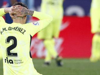 Un nou pas gresit pentru Atletico in La Liga! Barcelona si Real spera din nou la titlu dupa ce echipa lui Simeone nu a reusit sa invinga pe Levante