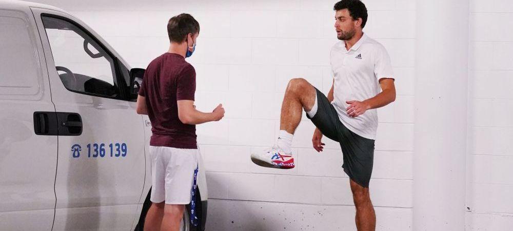 A castigat la Australian Open mai multi bani decat a facut intr-o viata! Novak Djokovic nu se asteapta la un meci usor cu revelatia turneului, Aslan Karatsev