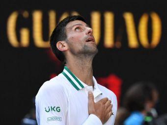 Novak Djokovic va deveni luni OFICIAL cel mai bun tenismen din istoria clasamentului ATP | Sarbul il va depasi pe Roger Federer la numarul de saptamani petrecute ca lider mondial