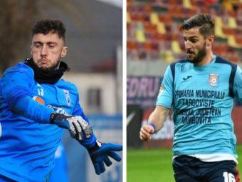 Chindia si Craiova dau singurii integralisti din acest sezon de Liga 1. Pitian si Pigliacelli au jucat fiecare minut in cele 23 de etape