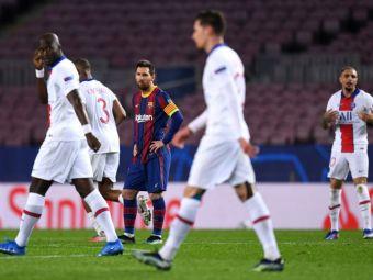 """""""Viitorul lui e la PSG!"""" Legenda Barcelonei anunta CUTREMURUL: """"Probabil a fost ultimul meci al lui Messi in Champions League pe Camp Nou!"""""""