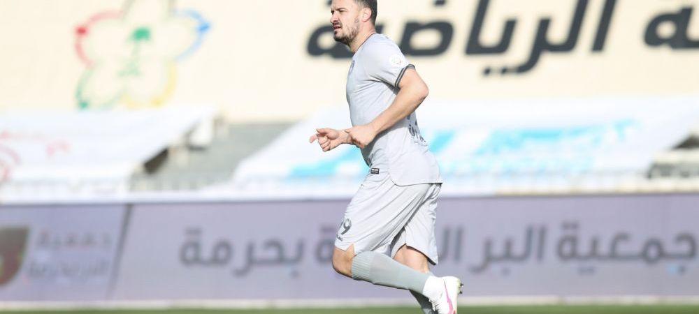 Primele declaratii ale lui Budescu dupa INFRANGEREA de la debutul in tricoul lui Damac! Ce a spus fotbalistul roman