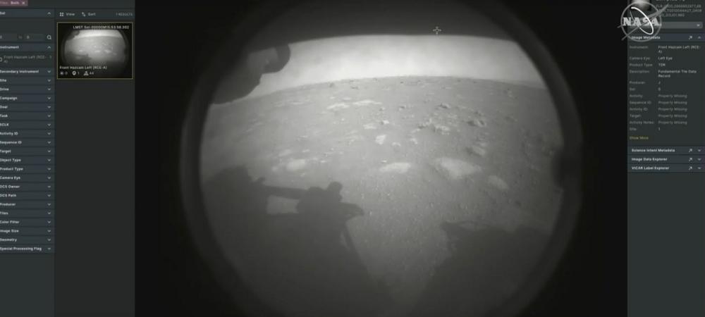 Toata planeta s-a uitat la asta! Perseverance a ATERIZAT pe Marte! Primele imagini de pe planeta rosie