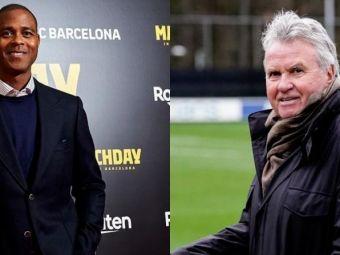 """Kluivert si Hiddink, DERANJATI de zvonurile ca ar urma sa se inscrie in DDB: """"Mi-a spus ca nu este multumit! Au si ei joburile lor!"""""""