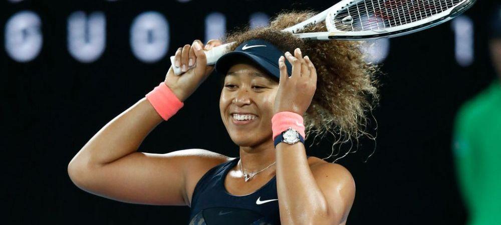 Este Naomi Osaka urmatoarea Serena Williams? Performanta ISTORICA bifata de japoneza: in toata Era Open, doar Monica Seles si Roger Federer au mai reusit asta