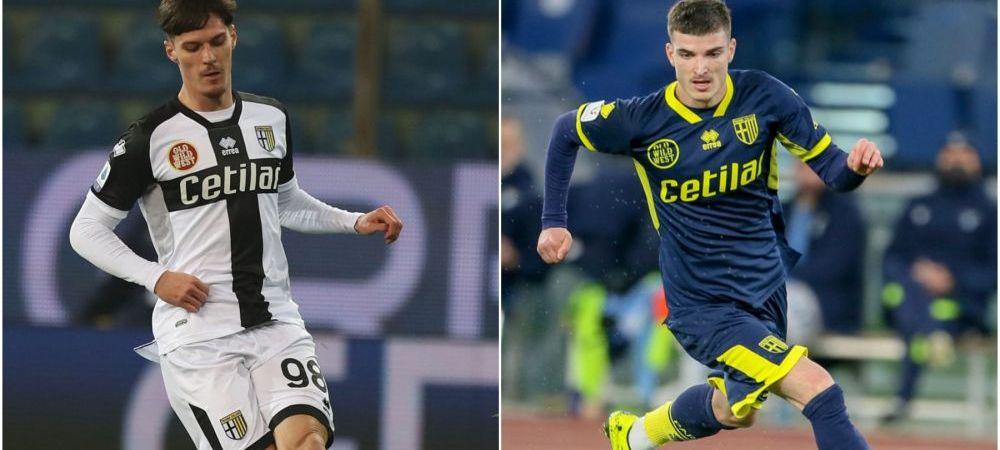 """""""Pot deveni jucatori importanti in Serie A!"""" Conditiile ca Man si Mihaila sa se impuna in Italia"""
