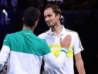 Discrepanta URIASA intre banii incasati de campionul Djokovic si finalistul Medvedev la AO 2021 | Sarbul i-a facut o declaratie de dragoste... Arenei Rod Laver