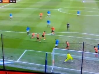 Rangers 4-1 Dundee United | Ianis a marcat un gol! Rangers, dominatie ISTORICA in Scotia: 18 puncte peste Celtic