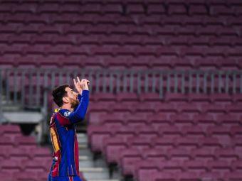 Leo Messi, un nou RECORD ISTORIC doborat! A devenit jucatorul Barcelonei cu cele mai multe aparitii din istoria La Liga