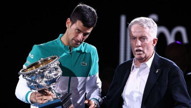 """""""Am fost abuzat si buimacit de la atatea jigniri!""""   Directorul Australian Open, Craig Tiley povesteste CALVARUL prin care a trecut pentru a organiza turneul in acest an"""