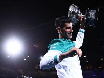 """Novak Djokovic a facut ANUNTUL care ii schimba drastic planurile pentru finalul carierei: """"Ca tata si parinte, abia astept sa-mi schimb programul"""""""