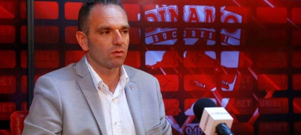 """Cortacero, facut PRAF! """"Ei stau pe plaja, iar DDB stange bani pentru echipa!""""Ce spune Andone despre viitorul lui Dinamo"""