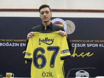 Mesut Ozil e in mijlocul unui scandal! Ce a facut fotbalistul si de ce e acuzat de tradare de catre nemti