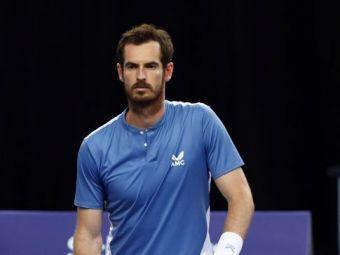 Andy Murray s-a enervat si le-a dat 'unfollow' tuturor tenismenilor, dupa ce a fost respins de la Australian Open | Ce a putut sa spuna despre noua generatie din ATP