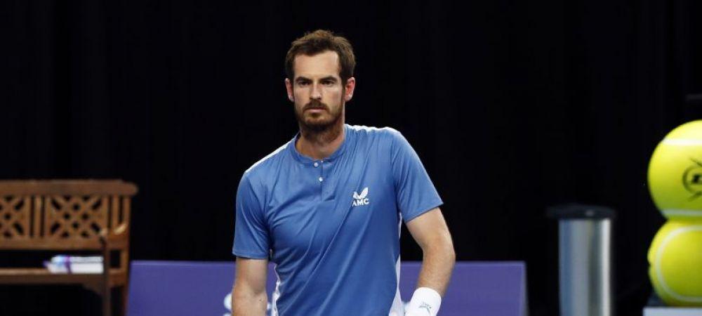 Andy Murray s-a enervat si le-a dat 'unfollow' tuturor tenismenilor, dupa ce a fost respins de la Australian Open   Ce a putut sa spuna despre noua generatie din ATP