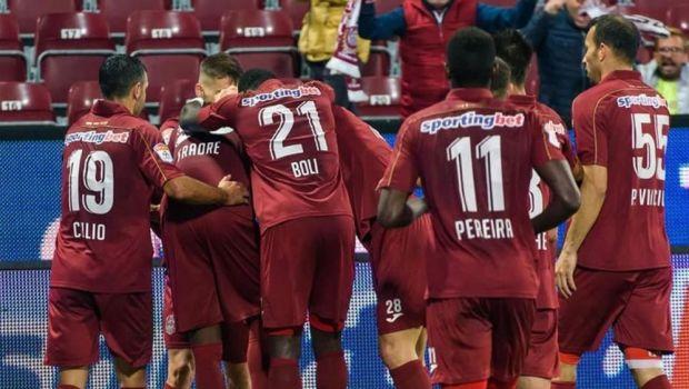 S-a dus entuziasmul! Fostul jucator al lui CFR Cluj a fost DAT AFARA de la club! Semnase cu doar jumatate de an in urma