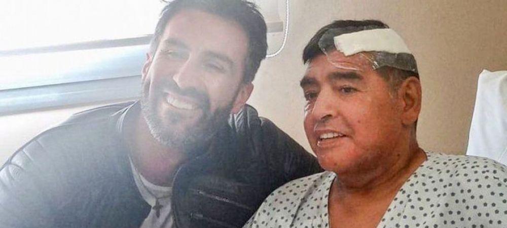 """Noi amanunte SOCANTE despre ultimele zile din viata lui Maradona! Au fost descoperite mai multe mesaje ale doctorilor sai: """"Respira cu un zgomot ciudat si este foarte umflat!"""""""