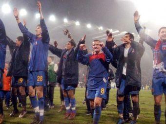 Zi URIASA in fotbalul romanesc! Se implinesc 16 ani de la victoria DE SENZATIE a FCSB-ului in fata Valenciei! Mesajul postat de clubul ros-albastru