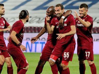 CFR Cluj i-a gasit inlocuitor unuia dintre jucatorii de baza ai echipei! Cine este fotbalistul din Liga 1 pe care au pus ochii si ce oferta au facut