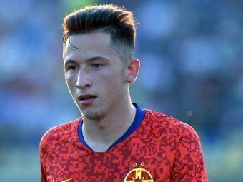 """Sumudica ii distruge sperantele lui Becali in legatura cu transferul lui Morutan! """"Niciun jucator din Romania nu poate evolua acolo!"""" Cum ar putea ajunge mijlocasul FCSB-ului la Galatasaray"""