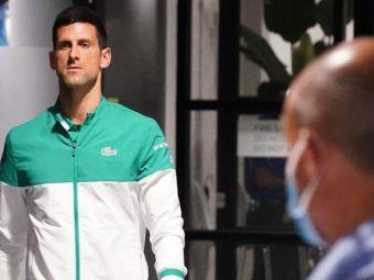 """A castigat Djokovic Australian Open cu ruptura musculara? Un doctor ATP explica: """"Nu cunosc pe nimeni care poate face ce a reusit Novak Djokovic! Poate e facut dintr-un alt material"""""""