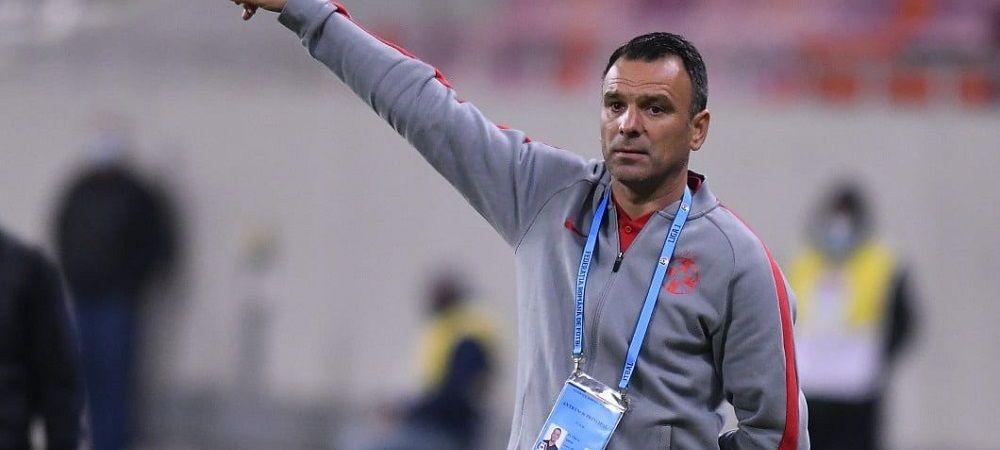 """""""Nu ma interseaza asa ceva!"""" Reactia lui Toni Petrea cand a fost intrebat despre venirea lui Sumudica! Ce a spus antrenorul la finalul infrangerii cu Craiova"""