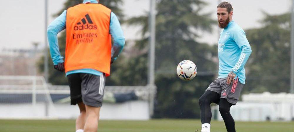 Sergio Ramos s-a razgandit! Capitanul de pe Bernabeu, pregatit sa ramana la Real Madrid! Motivul din spatele deciziei