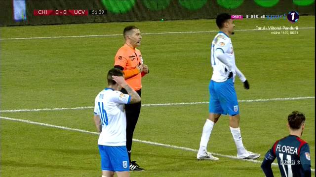 REVOLUTIE in limbajul lui Istvan Kovacs! :)) Cum i s-a adresat unui fotbalist de la Chindia in timpul meciului! Camerele au surprins totul
