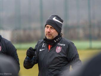 CFR Cluj cauta fundasi centrali!Cine sunt cei cinci jucatori din Liga 1 pe care a pus ochii campioana