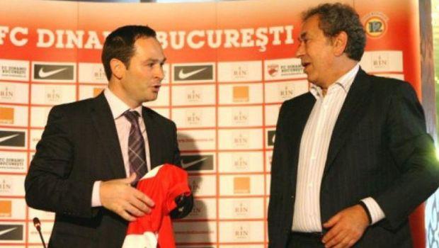 """Nicolae Badea a dezvaluit tot! """"Sunt inca principalul creditor al lui Dinamo!"""" Cum a mutat Negoita termopanele de la club si le-a dus pe santierul lui"""