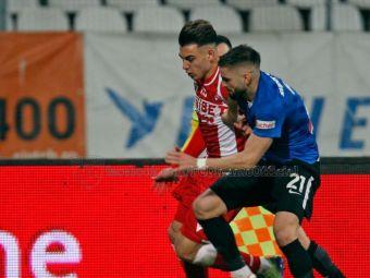 """Cel mai recent transfer al lui Dinamo, facut praf! """"Va dati seama ce tupeu a avut? Mi-a zis ca a fost ocupat cu fotbalul"""""""