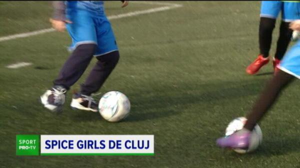 Ele sunt SPICE GIRLS din fotbal! Cum arata echipa care vrea sa ia Romania pe sus!
