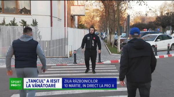 A lipit afise si il cauta pe adversarul sau in TOT Bucurestiul! Se anunta RAZBOI in ring la gala lui Morosanu de pe 10 martie!