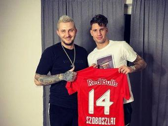 """EXCLUSIV   """"Szoboszlai mi-a spus ca voia sa joace cu noi!"""" A fost coleg cu Man si Tucudean, acum e hairstylistul starurilor din Bundesliga! Romanul care ii tunde pe jucatorii lui Bayern"""