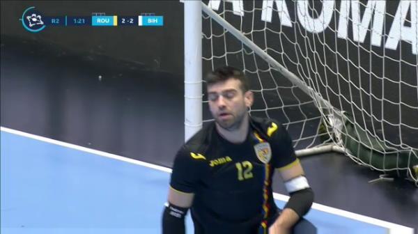 Golul victoriei Bosniei-Hertegovina, reusit de Srdjan Ivankovic.