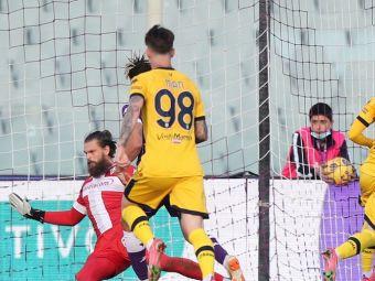 Mihaila, primul gol in Serie A dupa o faza la care a contribuit si Man! Parma rateaza victoria dupa un autogol in prelungiri! AICI ce s-a intamplat in Fiorentina 3-3 Parma