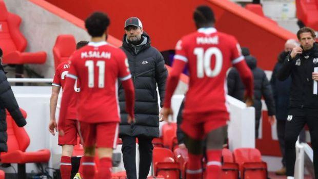 Lasati suporterii pe stadioane! :) Anfield, teren STRAIN pentru Liverpool de sase meciuri! Inca o infrangere pentru Klopp