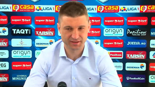 Mesajul lui Cristea pentru Radu Petrescu dupa cuvintele SCANDALOASE pe care i le-a adresat! A anuntat OFICIAL ca renunta la banca tehnica a lui Poli